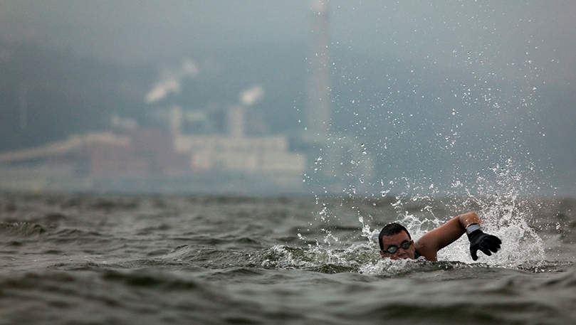 Swim for the River - image