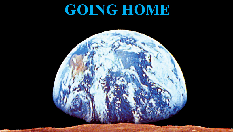 Going Home - image